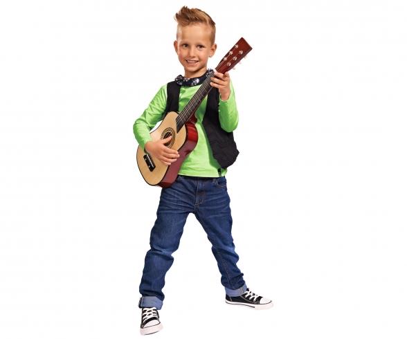 My Music World Guitare bois