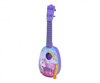 My Music World Unicorn Ukulele, 2-ass.