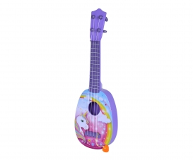 My Music World Einhorn Ukulele, 2-sort.
