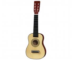 My Music World Wooden Guitar, 3-ass.