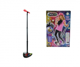 My Music World Disco Microphone Stand