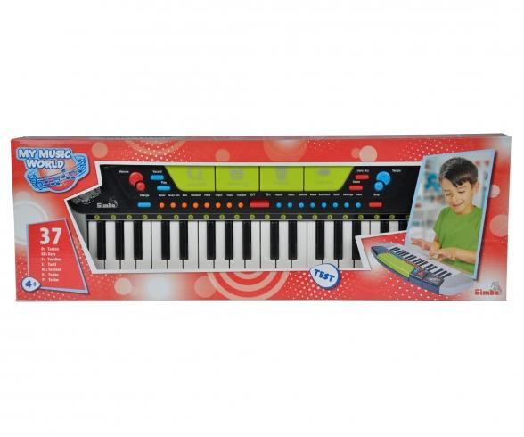 My Music World Keyboard Modern Style