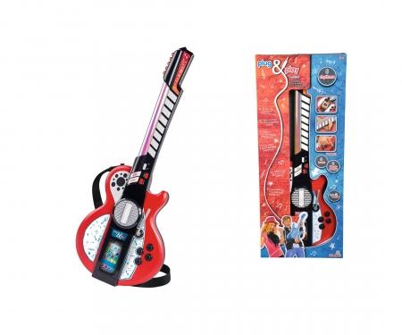 My Music World I-Light Guitare