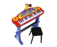 My Music World Clavier sur pied