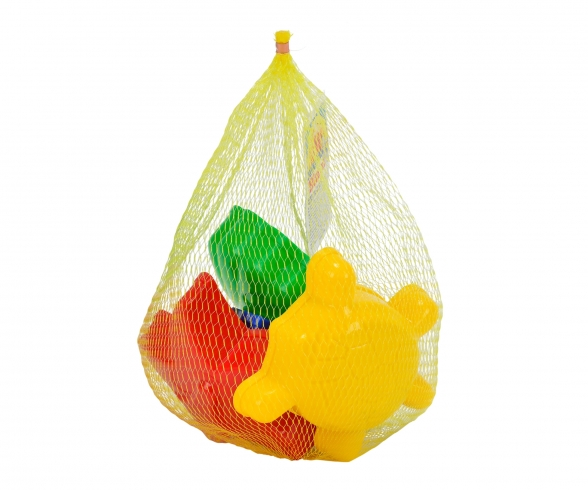 4 Sand Moulds in Net