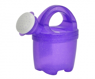Baby Watering Can Glitter, 4-ass.