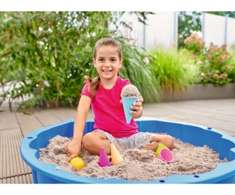 Sandformen Eis