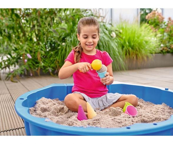 Sand Moulds Ice Cream