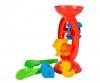 Sand- und Wassermühle (3 Farben)