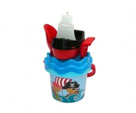 Pirate Baby Bucket Set