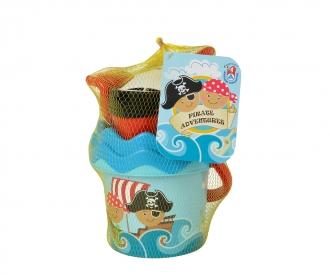 Pirat Baby Eimergarnitur