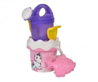 Einhorn Baby Bucket Set