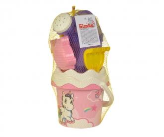 Einhorn Baby-Eimergarnitur