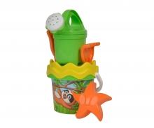 Sloth Baby Bucket Set