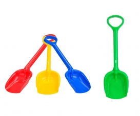 Schaufel (4 Farben)