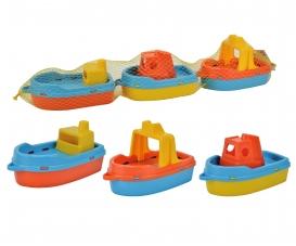 3 Boote
