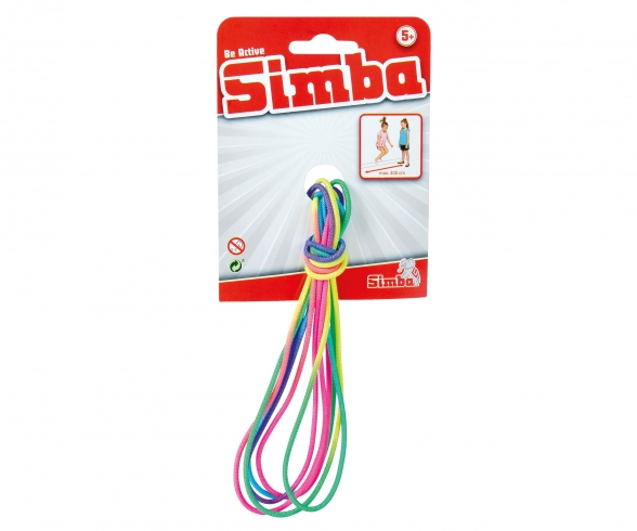 Rubber Twist Jump Rope