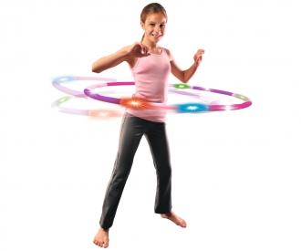 Hula Hoop mit Licht
