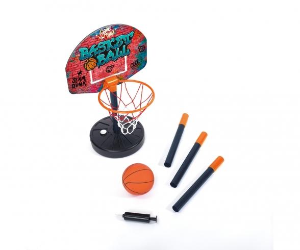 Ensemble de jeu de basket-ball