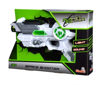 PF Space Shooter Lasergun