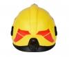 Feuerwehr Helm Rosenbauer mit Licht