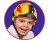 Fireman Helmet Rosenbauer w. ligth