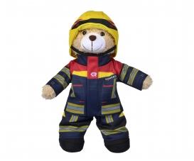 Fireman Plushbear Rosenbauer, 30cm
