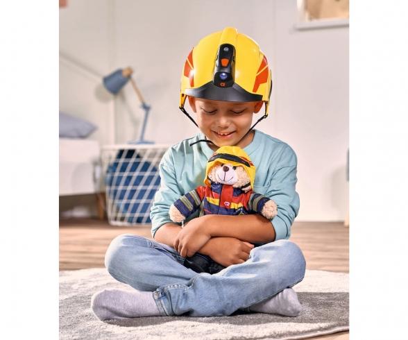 Feuerwehr Plüschbär Rosenbauer, 30cm