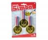 3 Medailles