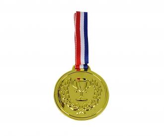 3 Medaillen zum Umhängen, 2-sort.