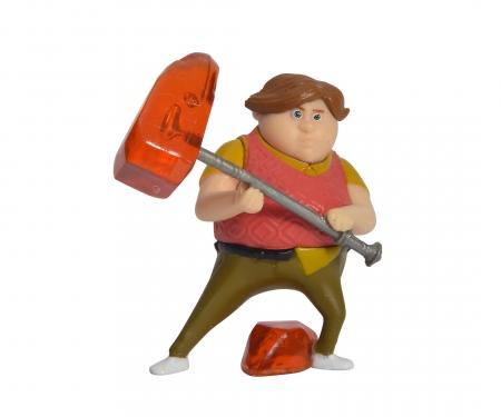 Trollhunter, 3 pcs Figurine Set, Toby