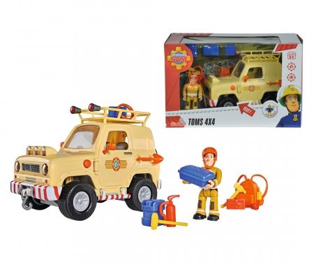 Sam Tom´s 4x4 Off-Road Vehicle