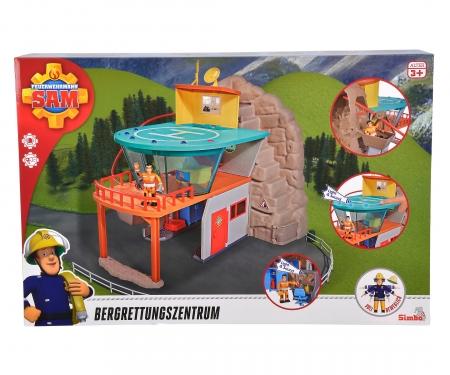 Sam Mountain Rescue Station