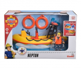 Sam Neptune, Boat incl. Figurine