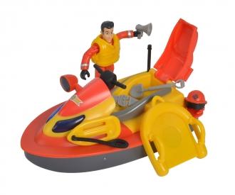 Sam Juno, Jet Ski incl. Figurine