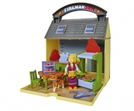 Sam Wholefish Cafe incl. 2 Figurines