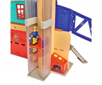 Sam Mega-Feuerwehrstation XXL