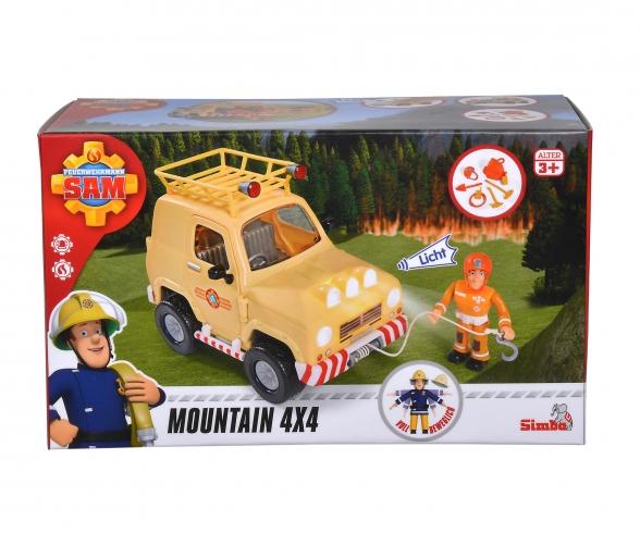 Sam Mountain 4x4