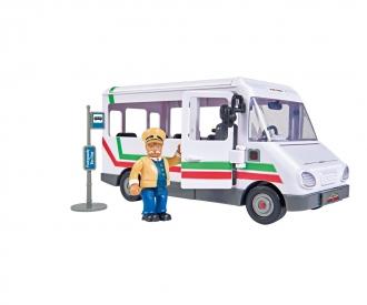 Sam Trevors Bus incl. Figurine