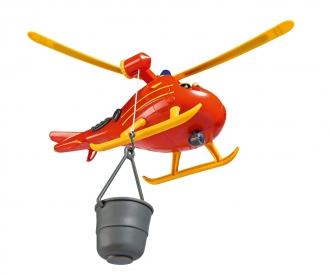 Sam Hubschrauber Wallaby mit Figur