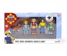 Sam Jones Family Figurine