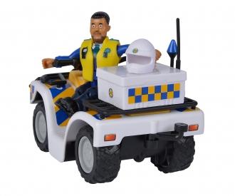 Sam Police Quad incl. Figurine