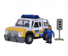 Sam Polizeiauto 4x4 mit Figur