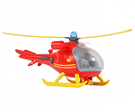 Sam Helicopter incl. Figurine