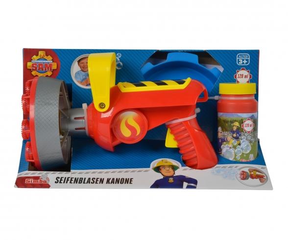 Sam Seifenblasen Kanone