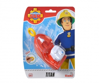 Sam Aufzieh-Boot Titan