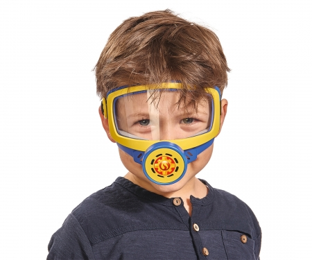 Sam Feuerwehr Sauerstoffmaske