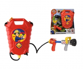 Sam Fireman Tank Backpack Blaster