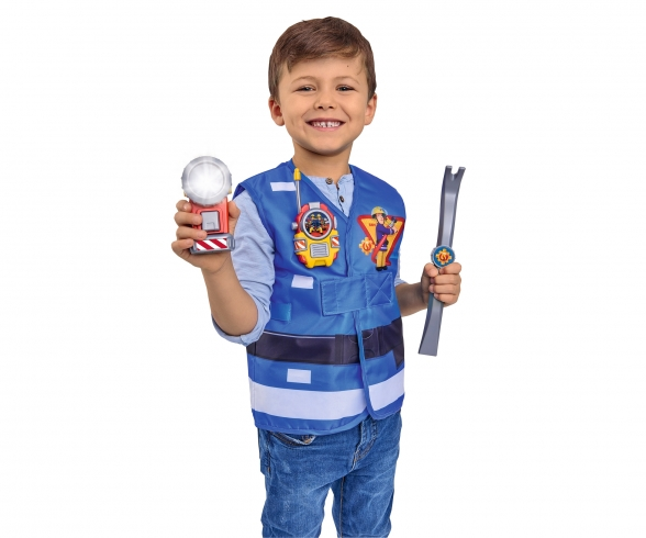 Sam Fireman Rescue Set
