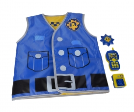Sam Police Officer Set